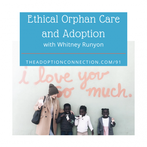 orphan care, stories